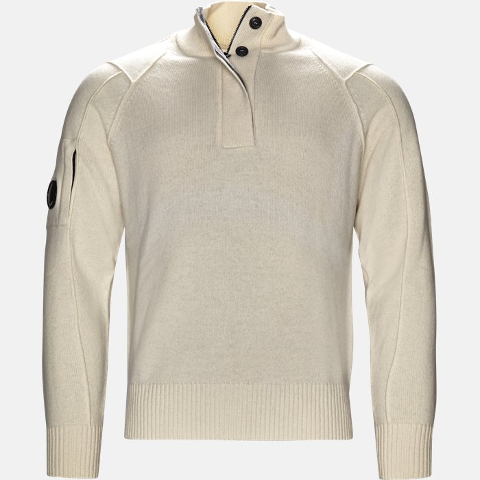 Knitwear - Regular - White